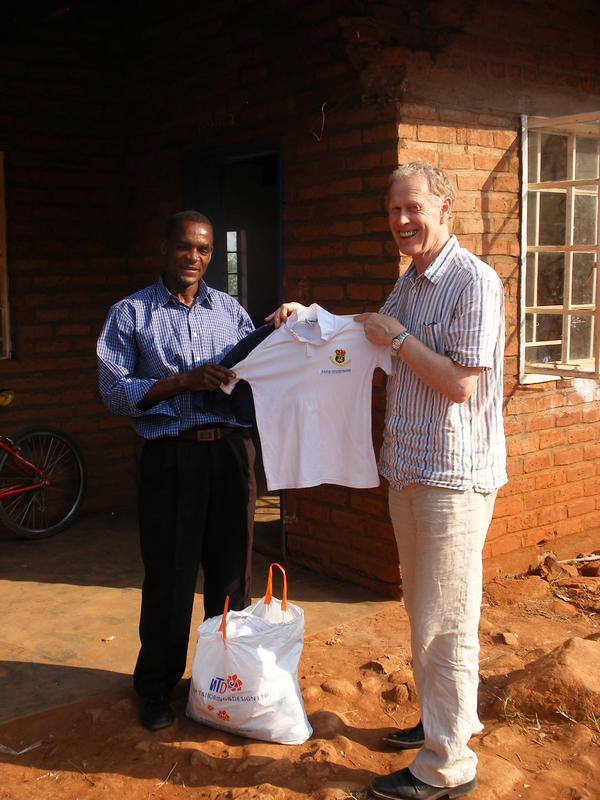 Sports kit given to Naming'azi